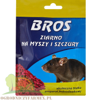 MYSZY I SZCZURY ZIARNO / 90G