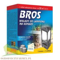 KOMARY WKŁADY DO LAMPIONU / 3SZT ^