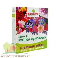 GRANULAT DO KWIATÓW OGRODOWYCH / 1,2KG / FRUKTOVIT PLUS