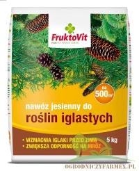 GRANULAT JESIENNY IGLAKI / 5KG /  FRUKTOVIT PLUS ^
