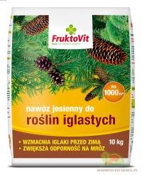 GRANULAT JESIENNY IGLAKI / 10KG /  FRUKTOVIT PLUS
