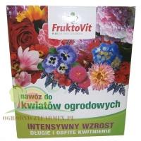 GRANULAT DO KWIATÓW OGRODOWYCH / 5KG / FRUKTOVIT PLUS