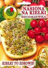 NASIONA NA KIEŁKI / RZODKIEWKA / 20G